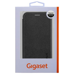 GIGASET Book Case SMART für Gigaset GS180 - Black