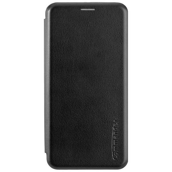 Commander Book Case CURVE für Samsung Galaxy A90 5G - Black