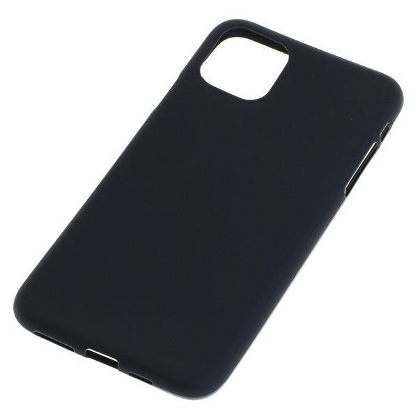 TPU Case kompatibel zu Apple iPhone 11 Pro Max schwarz
