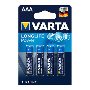 Varta Batterie Longlife Power AAA Micro 4903 - 4er-Blister
