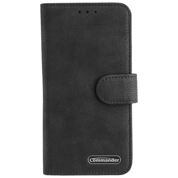 COMMANDER BOOK CASE ELITE für Apple iPhone 11 Pro - Black