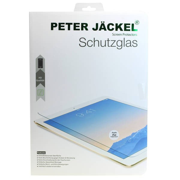 PETER JÄCKEL HD Glass Protector für Apple iPad 10.2 (2019)