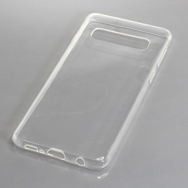 TPU Case kompatibel zu Samsung Galaxy S10 voll transparent