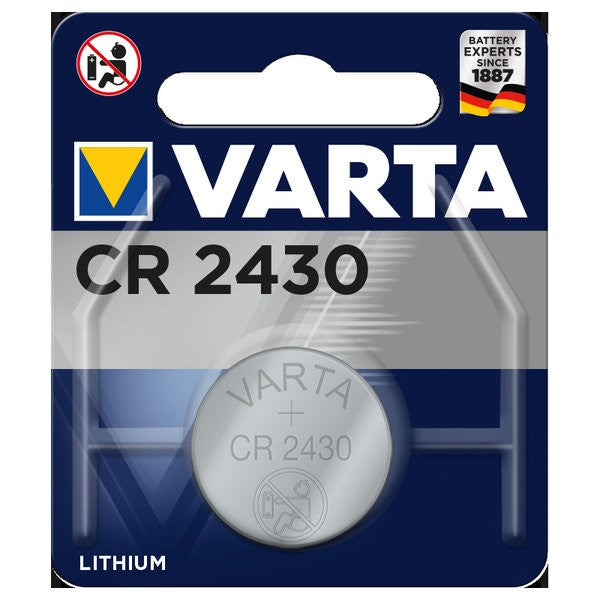 Varta Batterie Electronics CR2430 6430
