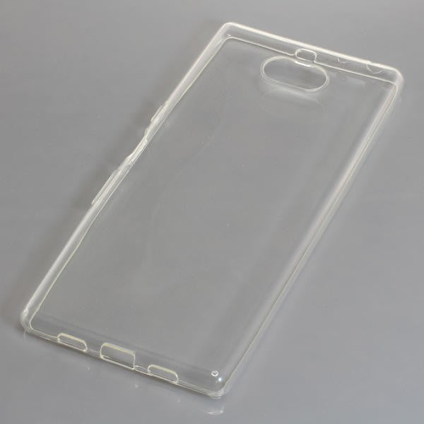 TPU Case kompatibel zu Sony Xperia 10 Plus voll transparent