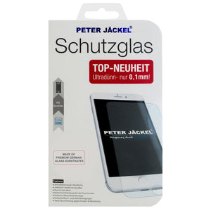 PETER JÄCKEL HD SCHOTT Glass 0.1 mm für Apple iPhone XS Max