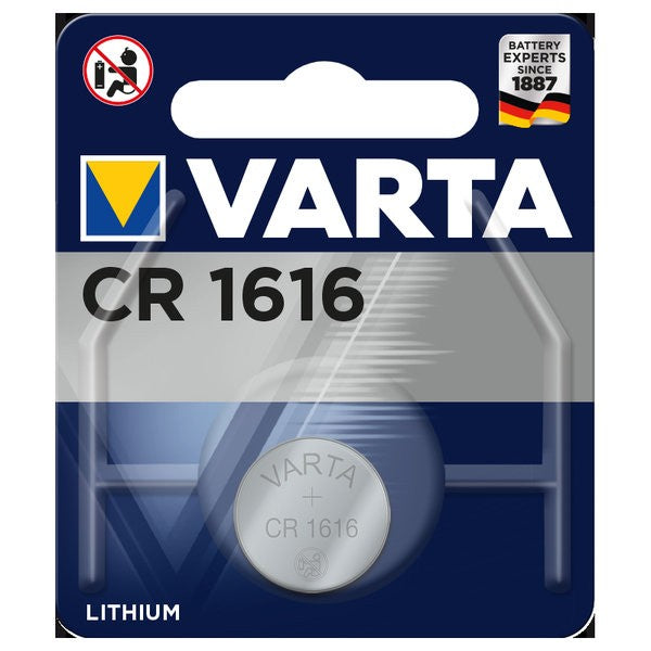 Varta Batterie Electronics CR1616 6616
