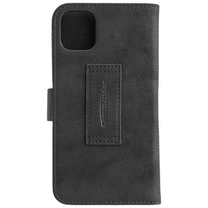 COMMANDER BOOK CASE ELITE für Samsung Galaxy A41 - Black