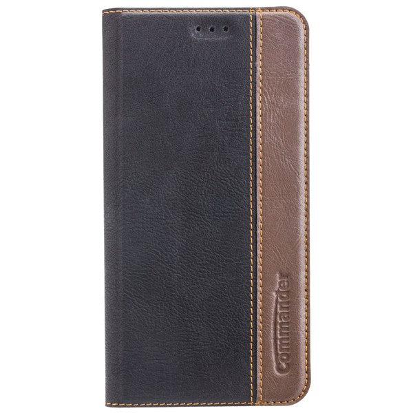 COMMANDER BOOK CASE für Huawei Mate 10 Lite - Gentle Black