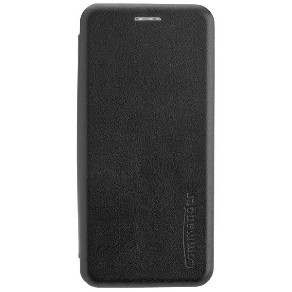 COMMANDER Book Case CURVE für Samsung Galaxy S20 - Black