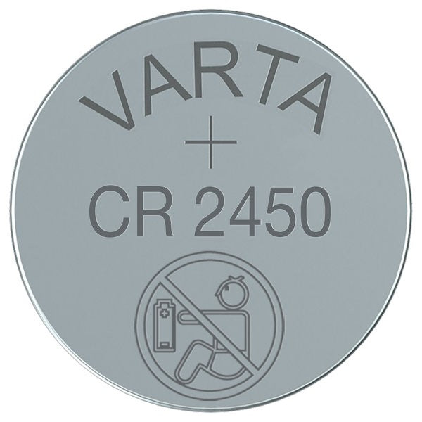 Varta Batterie Electronics CR2450 6450