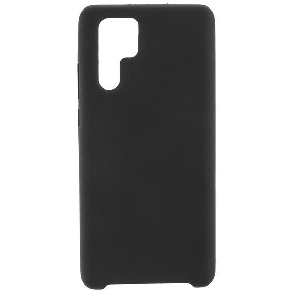COMMANDER Back Cover Soft Touch für Huawei P30 Pro - Black