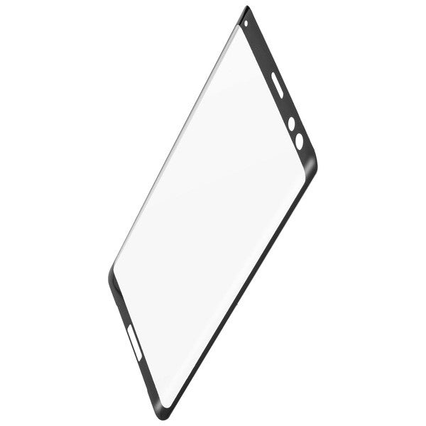 PETER JÄCKEL FULL DISPLAY HD Glass SUPERB PLUS für Sony Xperia XZ3 - Black