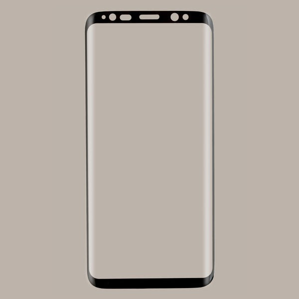 PETER JÄCKEL FULL DISPLAY HD Glass SUPERB PLUS für Samsung Galaxy S8 - Black