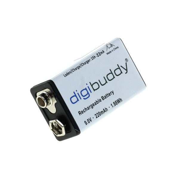 digibuddy Akku 9V-Block