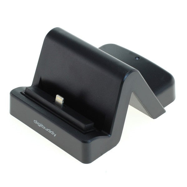 USB Dockingstation 1401 kompatibel mit iPhone / iPad - variabler Connector - schwarz
