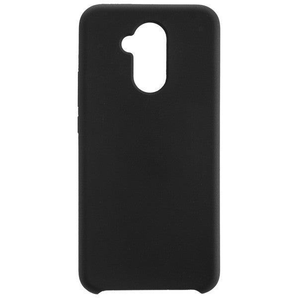 COMMANDER Back Cover Soft Touch für Huawei Mate 20 Lite - Black