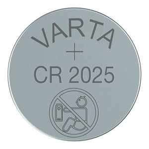 Varta Batterie Electronics CR2025 6025