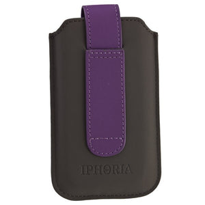 IPHORIA FUN TREND CASE Größe XXL - Dark Gray