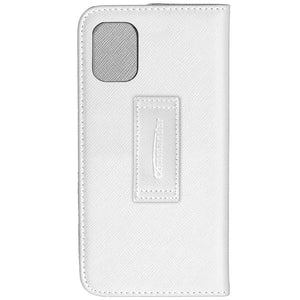 COMMANDER BOOK CASE ELITE für Samsung Galaxy A51 - Cross White
