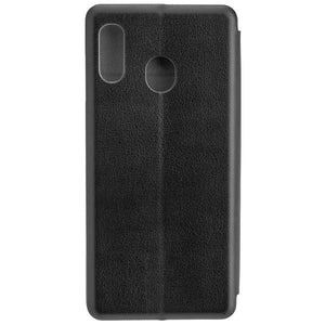 COMMANDER Book Case CURVE für Samsung Galaxy A30 - Black