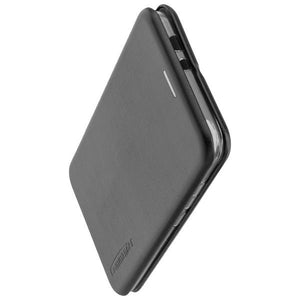 Commander Book Case CURVE für ZTE Blade V10 Vita - Black