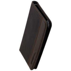 COMMANDER BOOK CASE für Samsung Galaxy S7 - Gentle Black