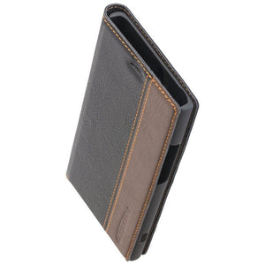 COMMANDER BOOK CASE für Sony Xperia XA2 - Gentle Black