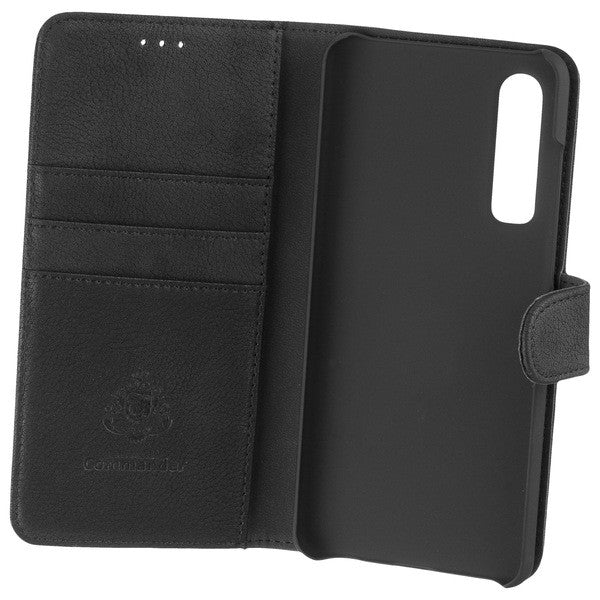 COMMANDER BOOK CASE ELITE für Huawei P30 - Black