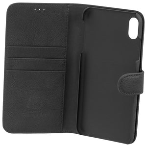 COMMANDER BOOK CASE ELITE für Apple iPhone XS Max - Black