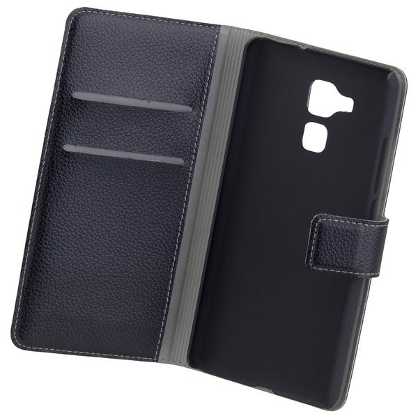 COMMANDER BOOK CASE ELITE für Huawei P20 Lite - Black