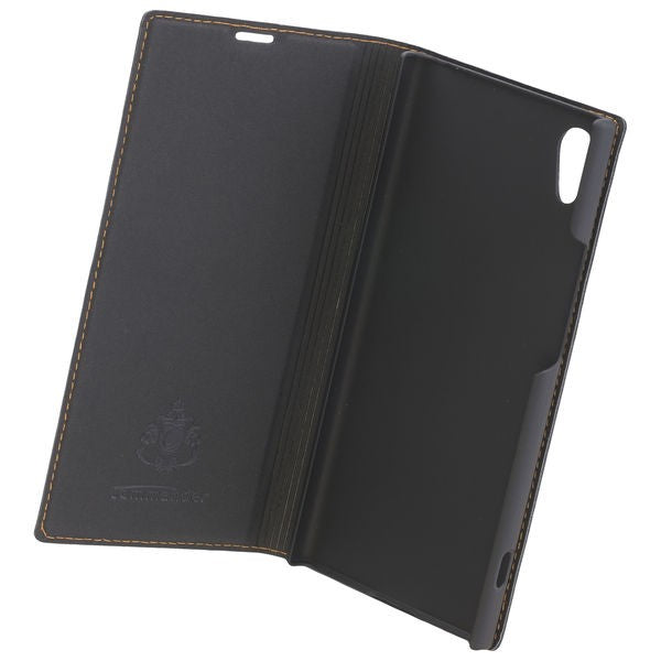 COMMANDER BOOK CASE für Sony Xperia XA1 - Gentle Black