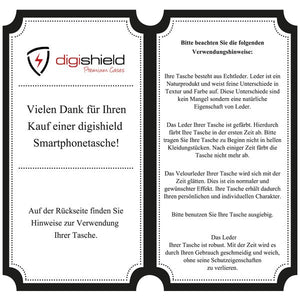 digishield Case für Samsung Galaxy Note 9 - GENTLEMAN