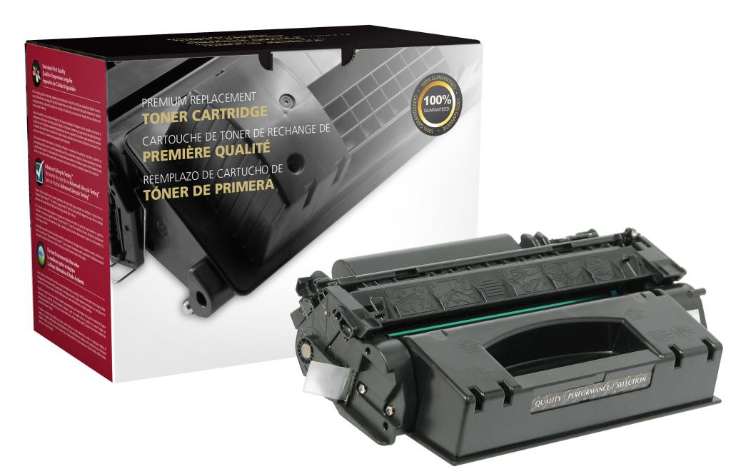 High Yield Toner Cartridge for HP Q7553X (HP 53X)