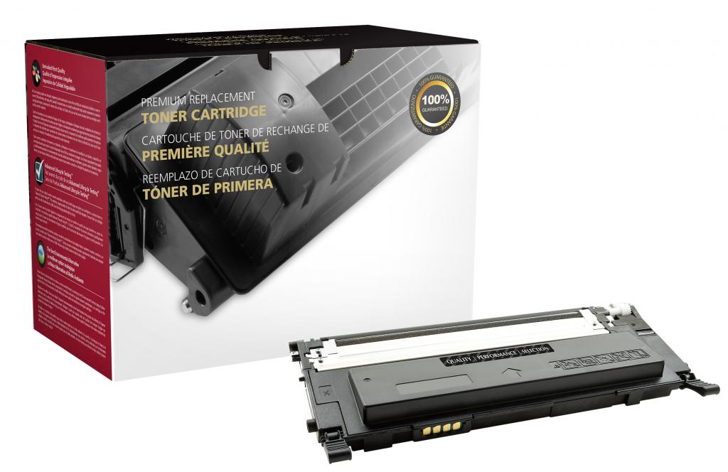 Black Toner Cartridge for Dell 1230/1235