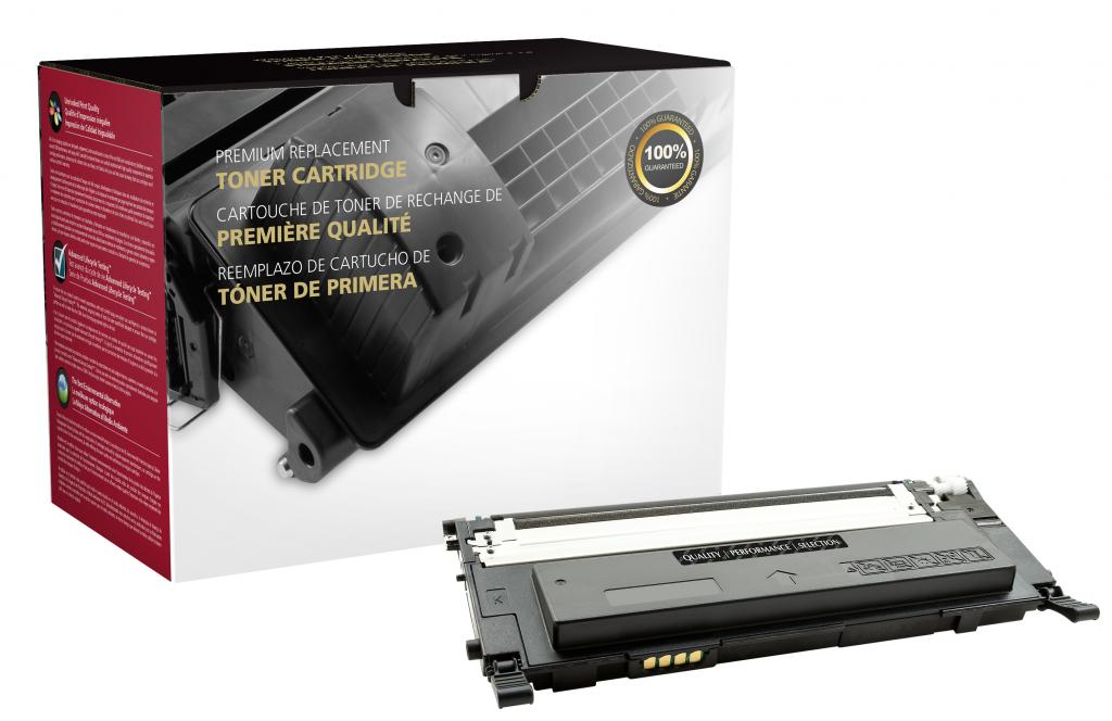 Black Toner Cartridge for Samsung CLT-K409S