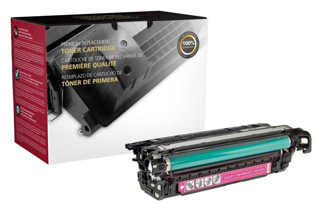 Magenta Toner Cartridge for HP CE263A (HP 648A)