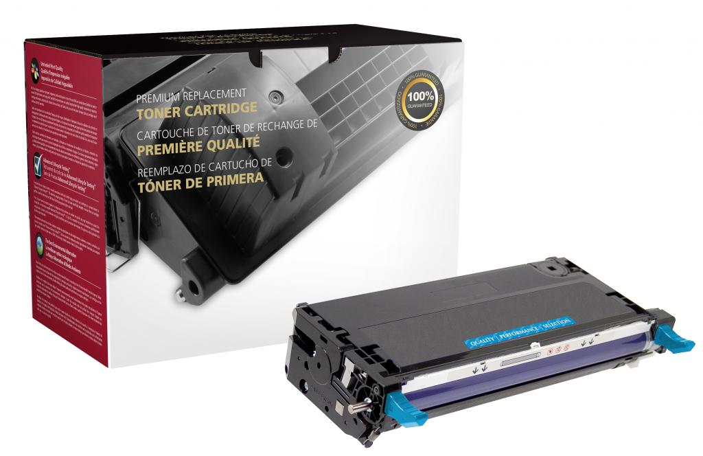 High Yield Cyan Toner Cartridge for Xerox 113R00723