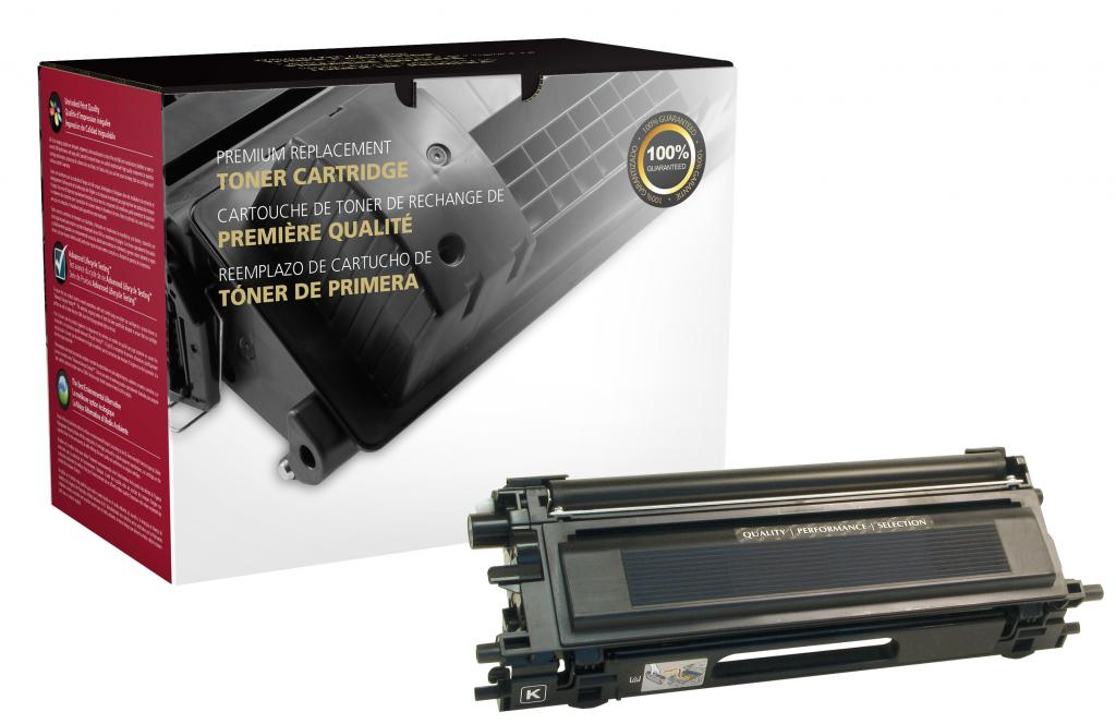 High Yield Black Toner Cartridge for Brother TN115