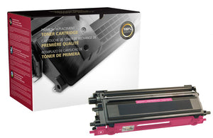 Magenta Toner Cartridge for Brother TN110