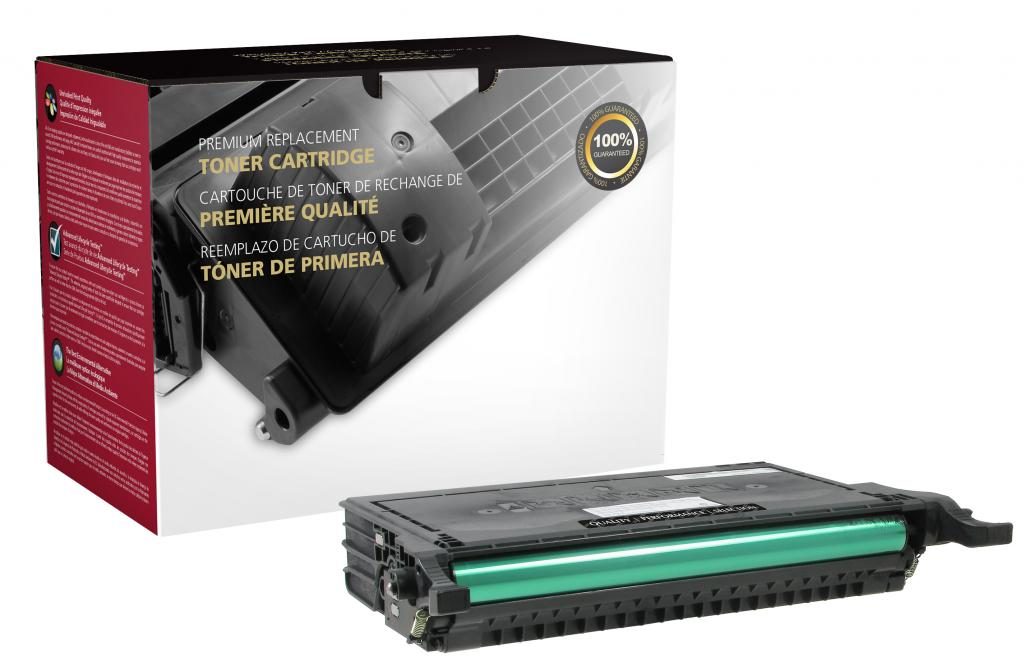 High Yield Black Toner Cartridge for Dell 2145