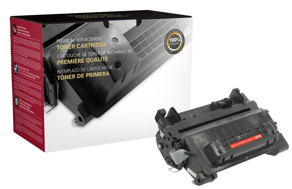 MICR Toner Cartridge for HP CE390A (HP 90A), TROY 02-81350-001