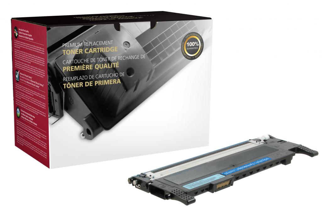 Cyan Toner Cartridge for Samsung CLT-C407S