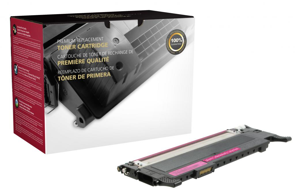 Magenta Toner Cartridge for Samsung CLT-M407S