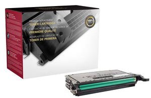 Black Toner Cartridge for Samsung CLT-K609S