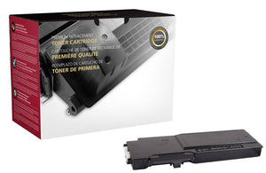 High Yield Black Toner Cartridge for Dell C3760