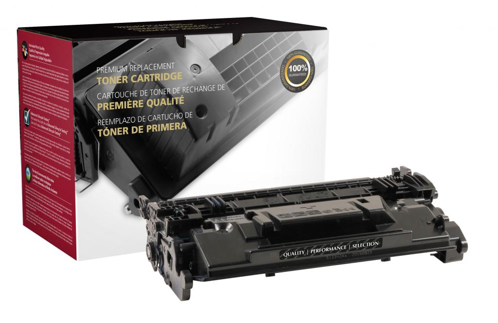 Toner Cartridge for HP CF287A (HP 87A)