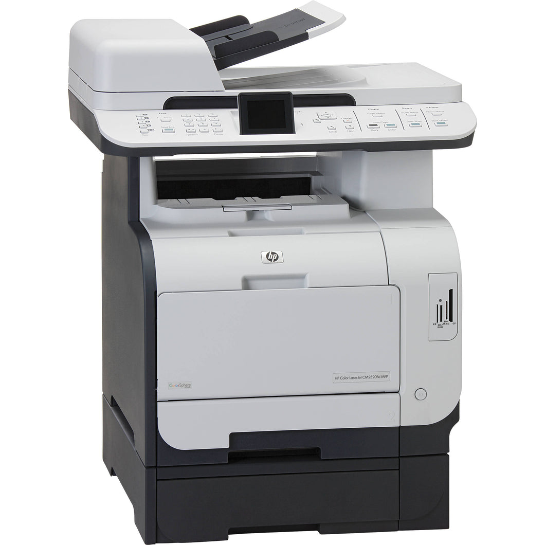 HP Color LaserJet CM2320FXI Remanufactured CC435A