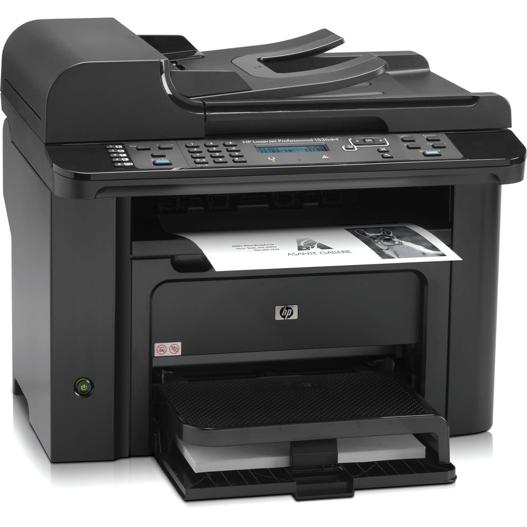 HP LaserJet Pro M1536DNF Remanufactured CE538A