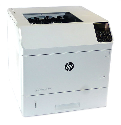 HP LaserJet Enterprise M605N MICR Bundle E6B69A